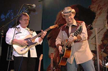 Joe Brozio and Billy Yates